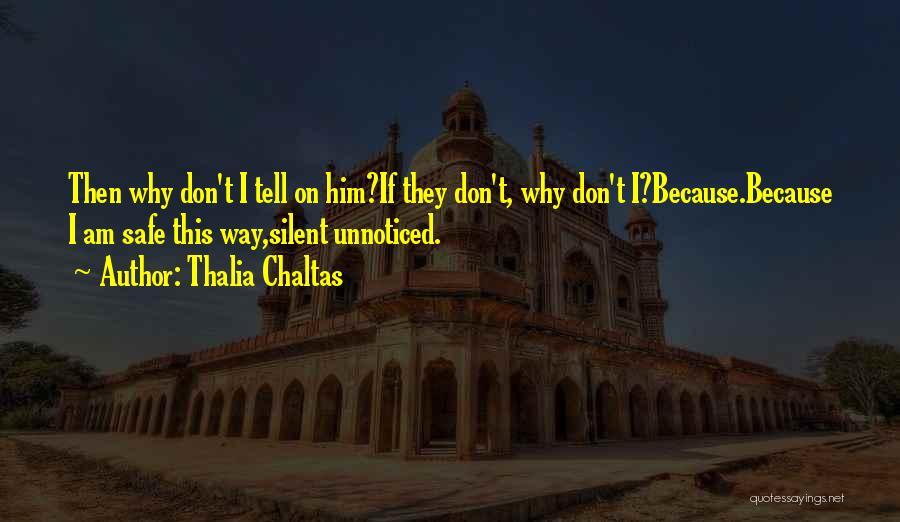 Thalia Chaltas Quotes 2041091