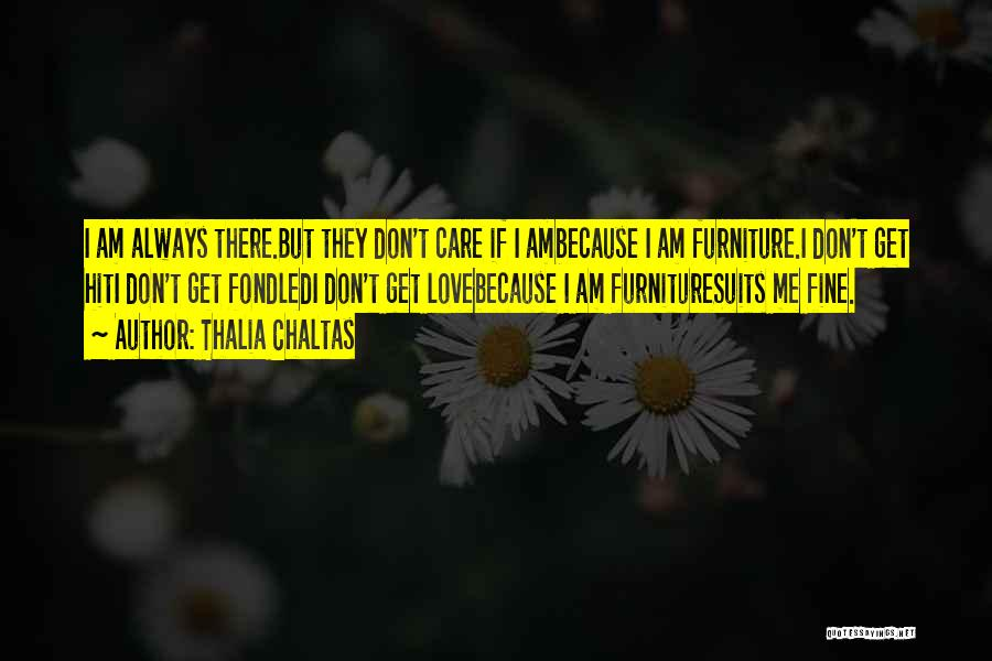 Thalia Chaltas Quotes 76697