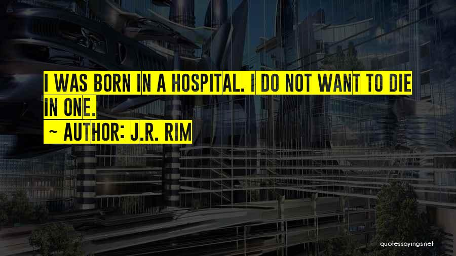 Thank You God For My Health Quotes By J.R. Rim