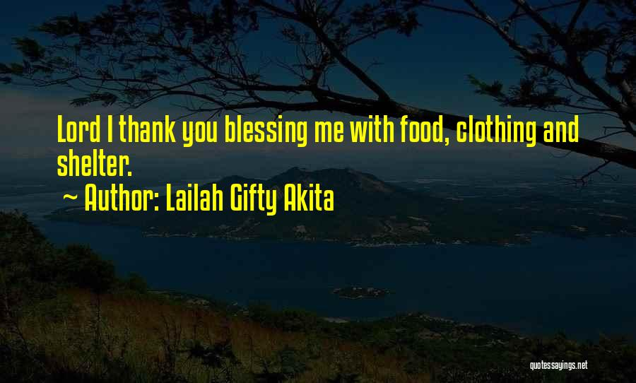 Thank You God For My Health Quotes By Lailah Gifty Akita