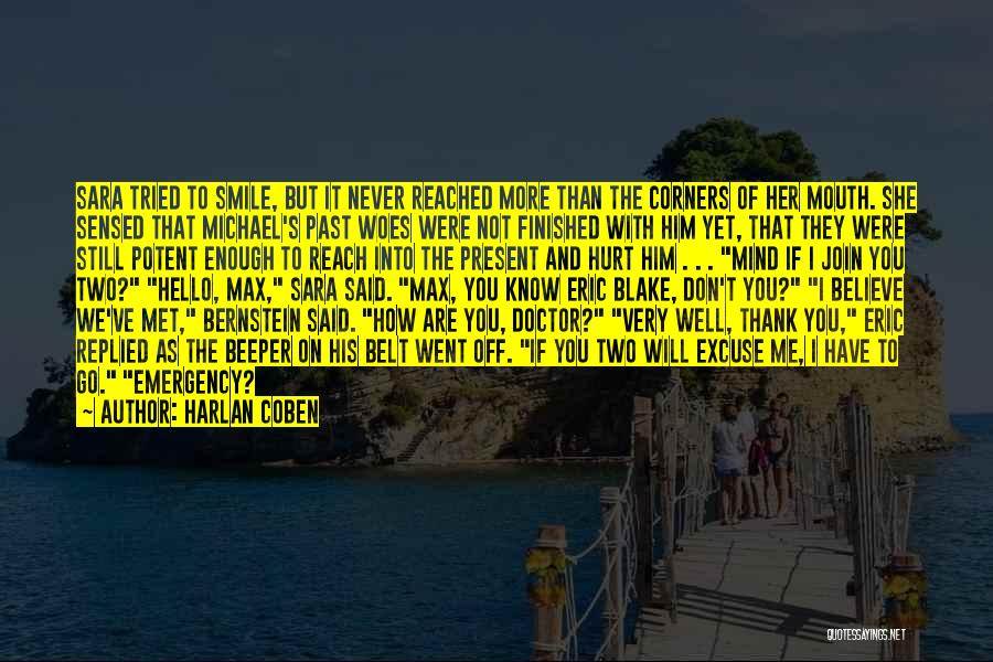 Thank You Is Not Enough Quotes By Harlan Coben