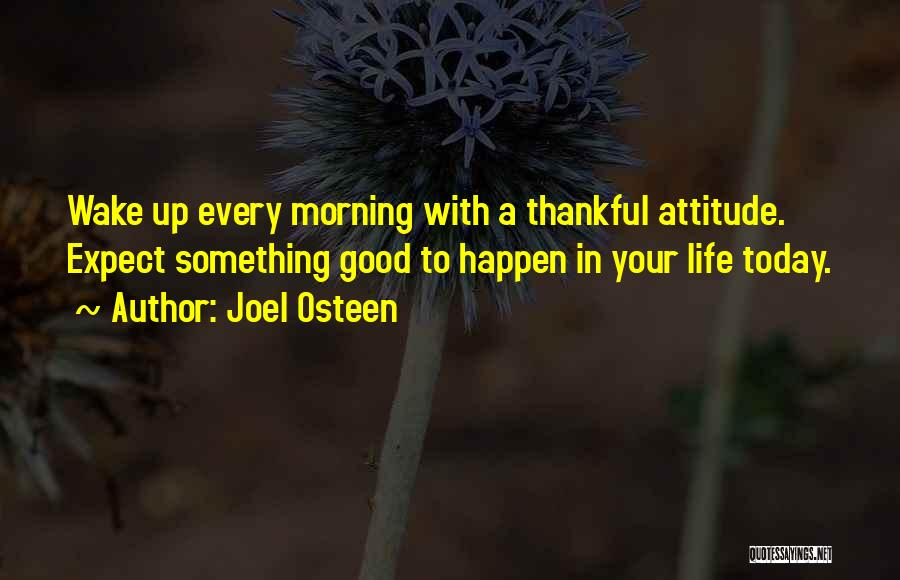 Thankful In Life Quotes By Joel Osteen