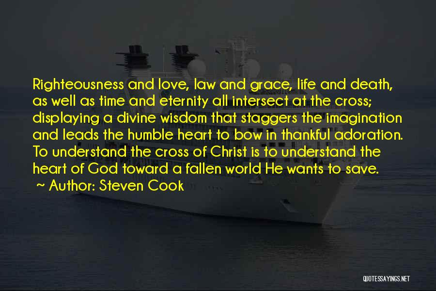 Thankful In Life Quotes By Steven Cook