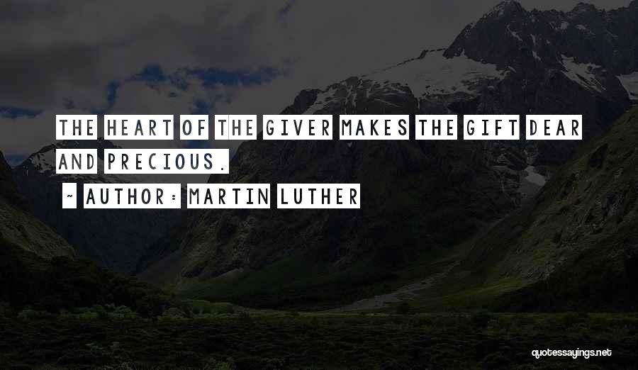 Thankful Quotes By Martin Luther