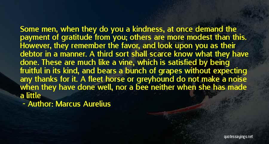 Thanks For Being Who You Are Quotes By Marcus Aurelius