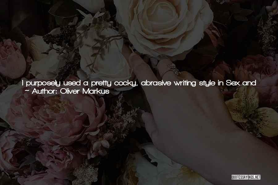 Thanks For Everyone Quotes By Oliver Markus