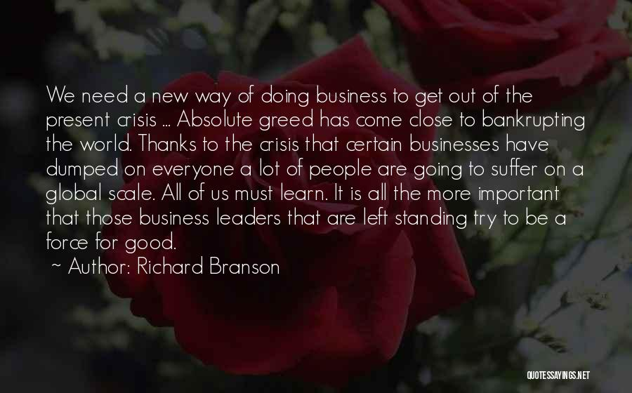 Thanks For Everyone Quotes By Richard Branson