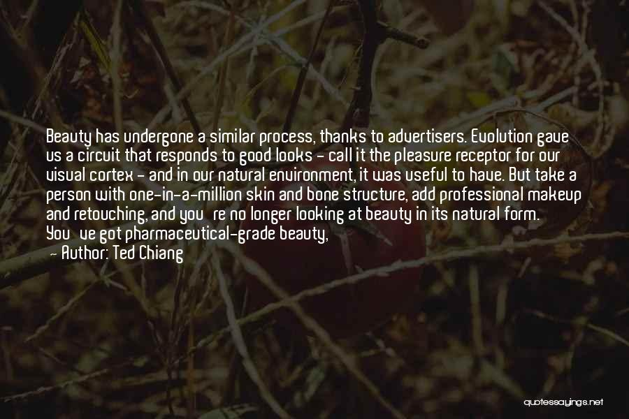 Thanks Quotes By Ted Chiang