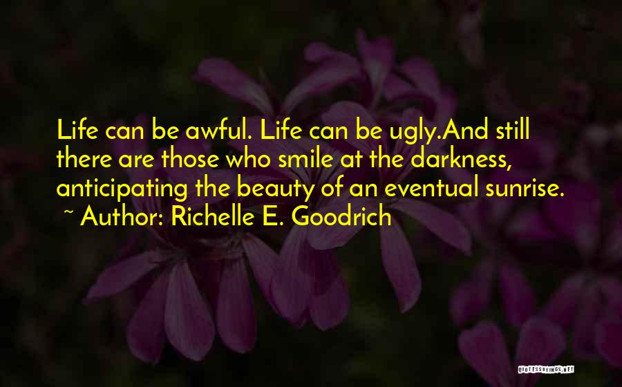 Thanksgiving And Gratitude Quotes By Richelle E. Goodrich