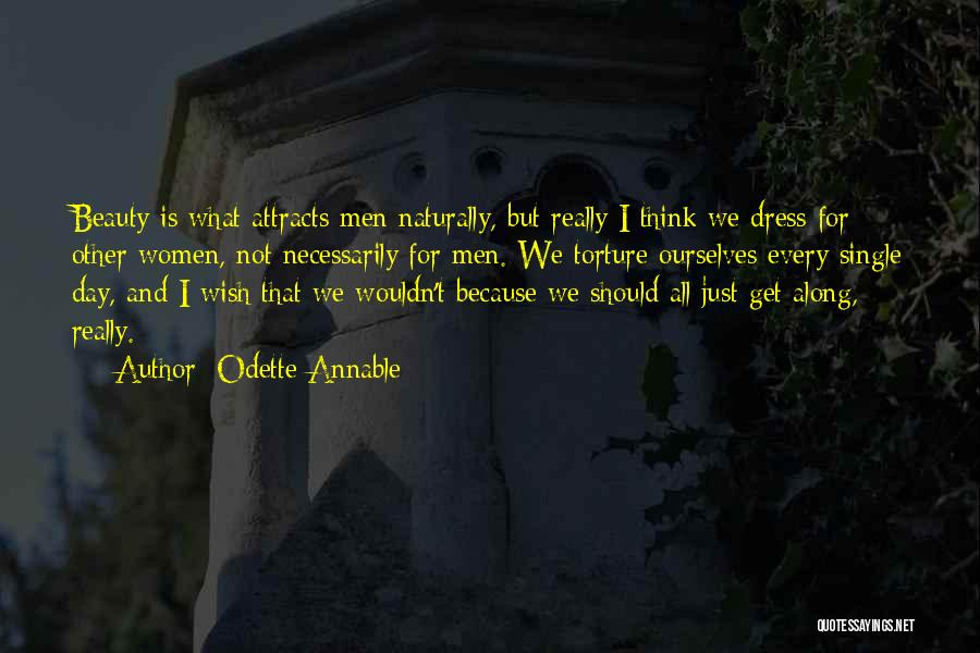 That Day Quotes By Odette Annable