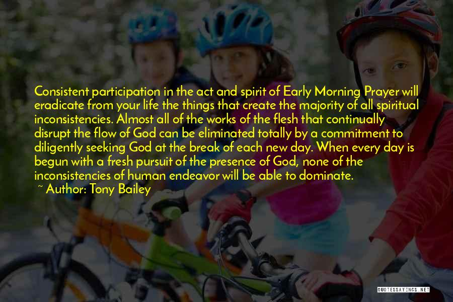 That Day Quotes By Tony Bailey