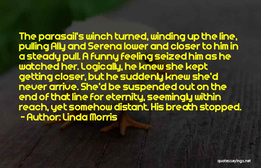 That Funny Feeling Quotes By Linda Morris