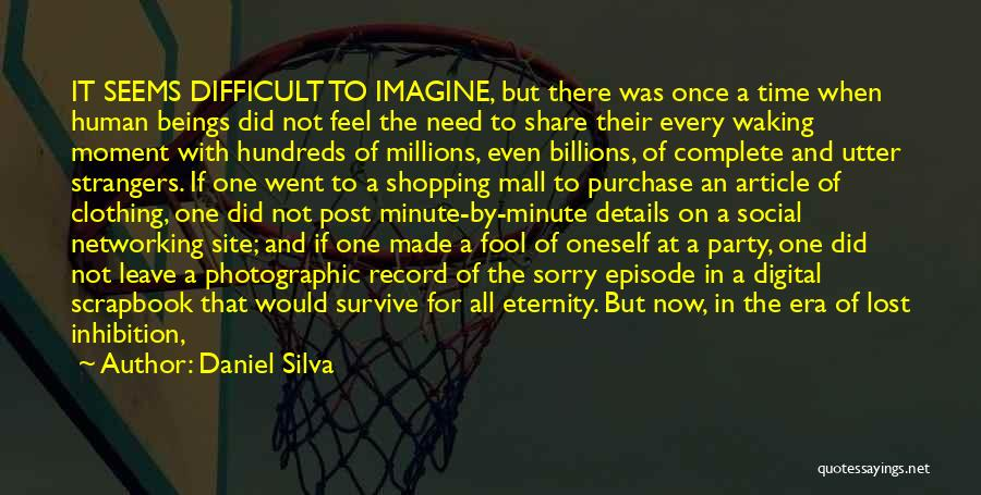 That Moment In Life Quotes By Daniel Silva