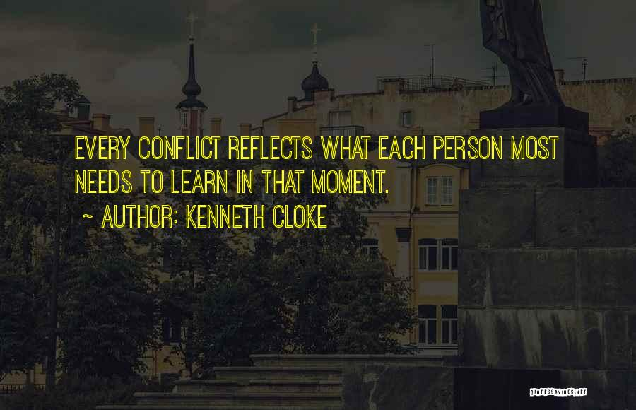 That Moment Quotes By Kenneth Cloke