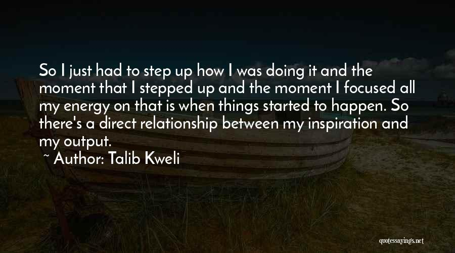 That Moment Quotes By Talib Kweli