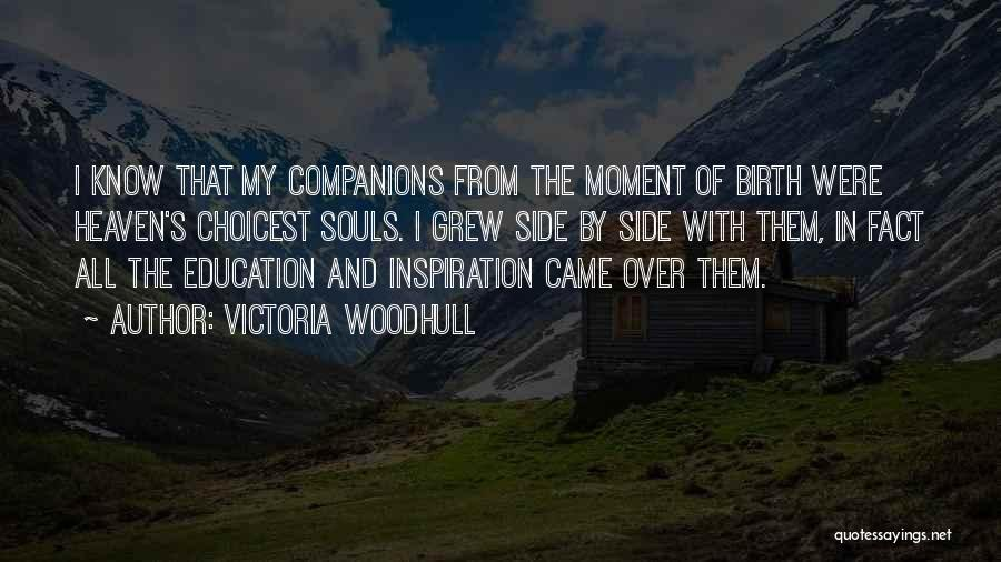 That Moment Quotes By Victoria Woodhull