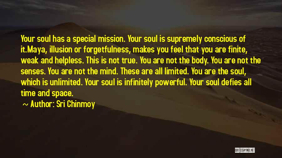That Special Someone Makes You Feel Quotes By Sri Chinmoy