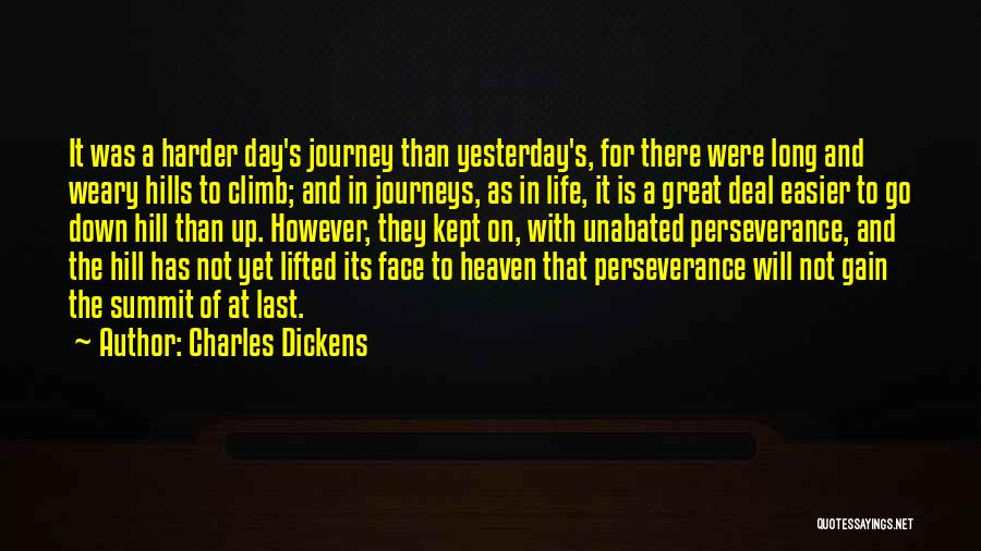 That Was A Great Day Quotes By Charles Dickens
