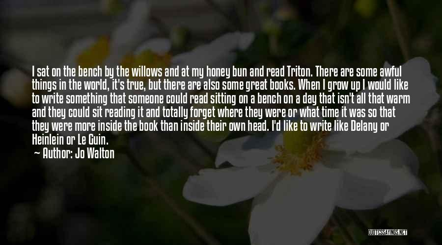 That Was A Great Day Quotes By Jo Walton