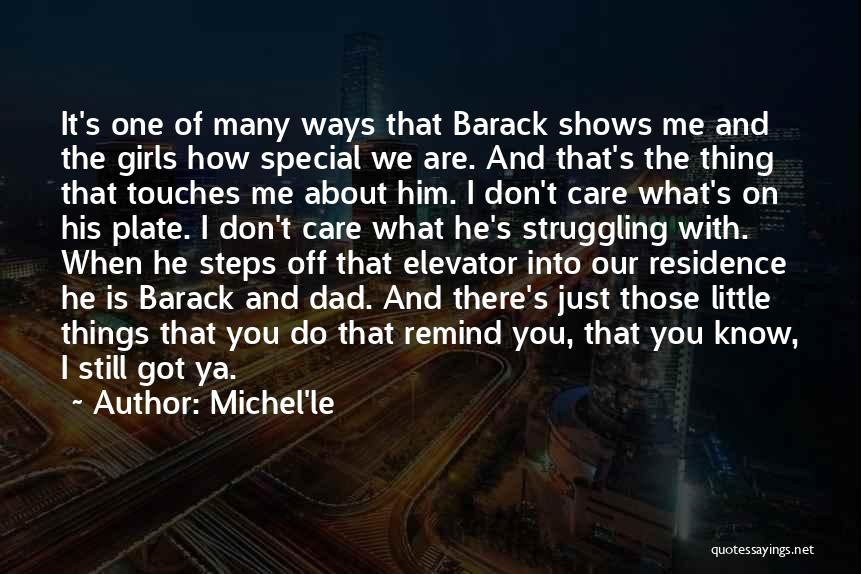 That's Just Me Quotes By Michel'le