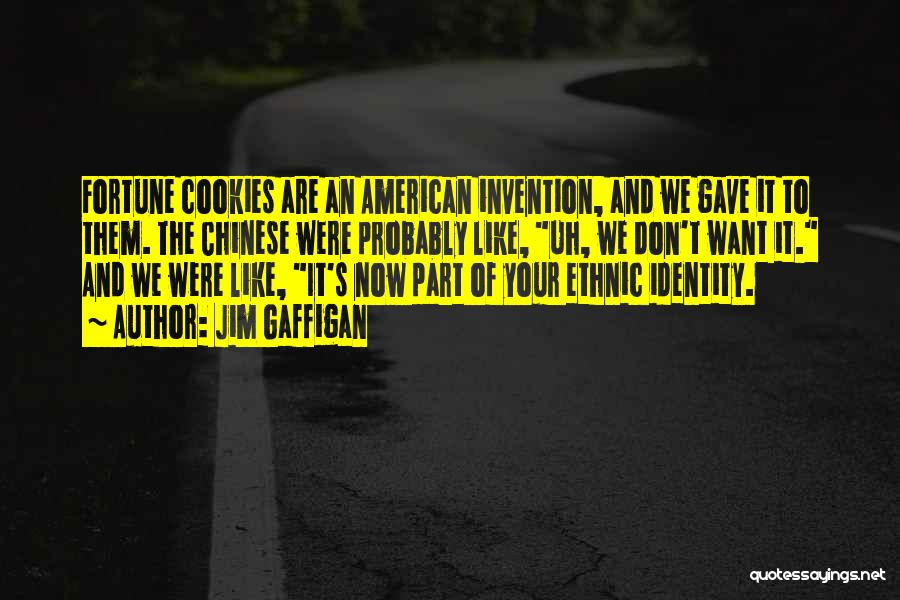 The American Identity Quotes By Jim Gaffigan