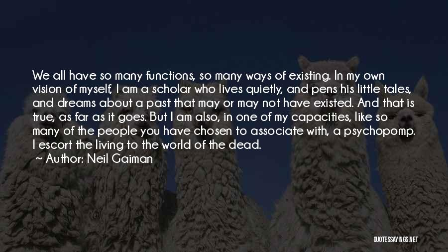 The American Identity Quotes By Neil Gaiman