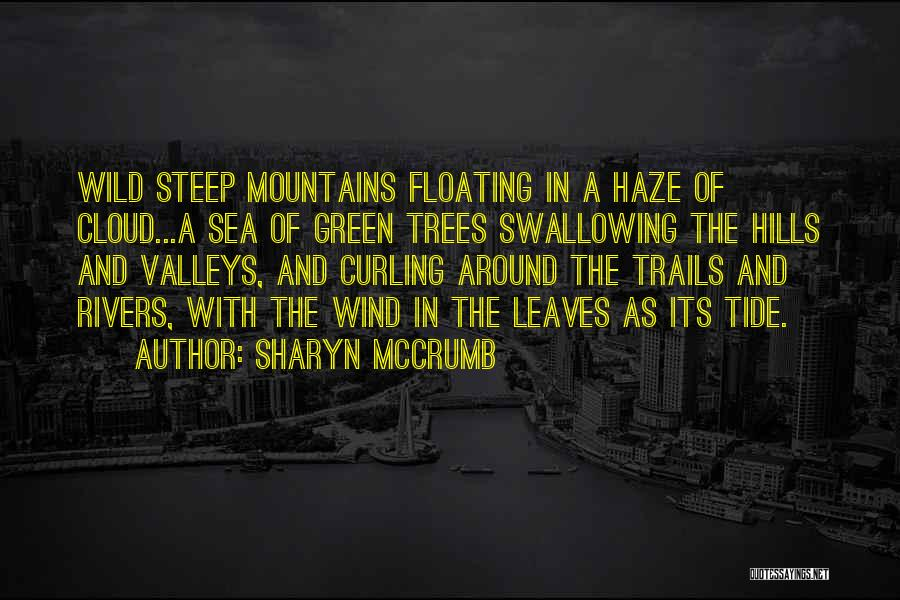 The Appalachian Mountains Quotes By Sharyn McCrumb