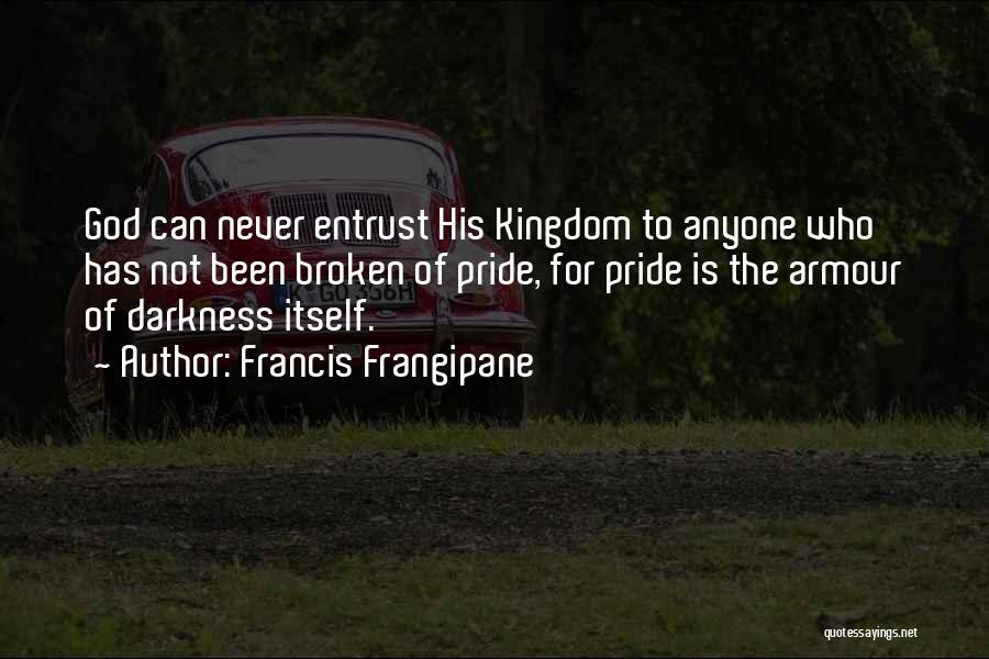 The Armour Of God Quotes By Francis Frangipane