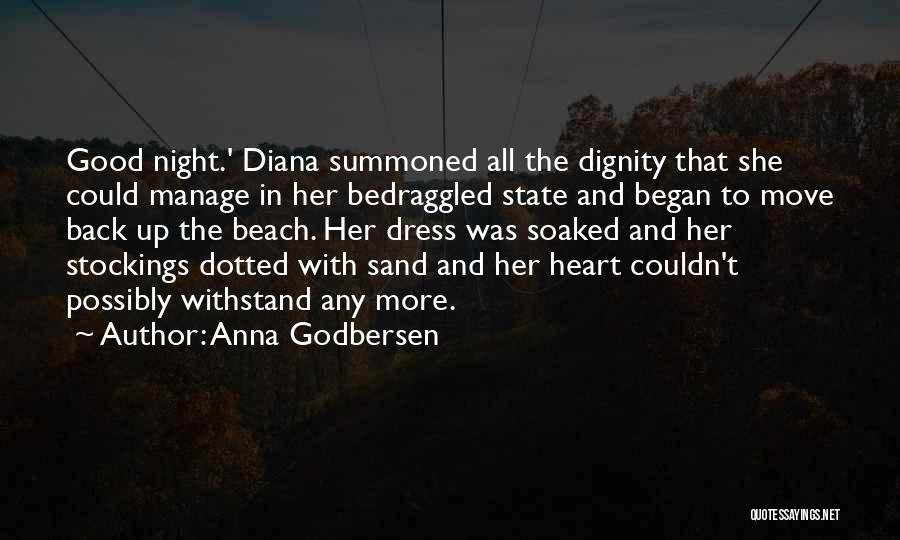 The Beach And Sand Quotes By Anna Godbersen