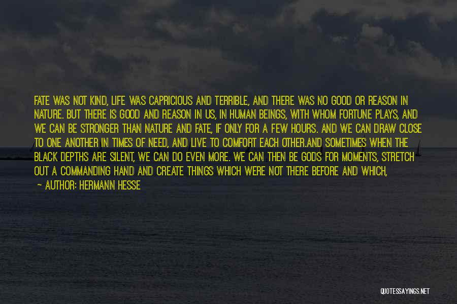 The Beautiful Things In Life Quotes By Hermann Hesse