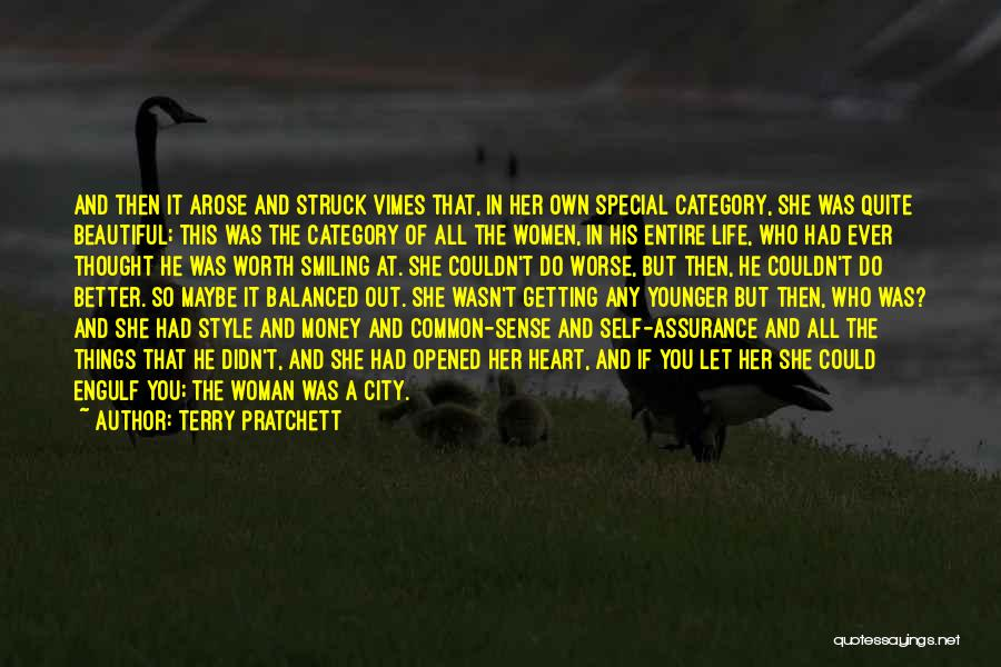 The Beautiful Things In Life Quotes By Terry Pratchett