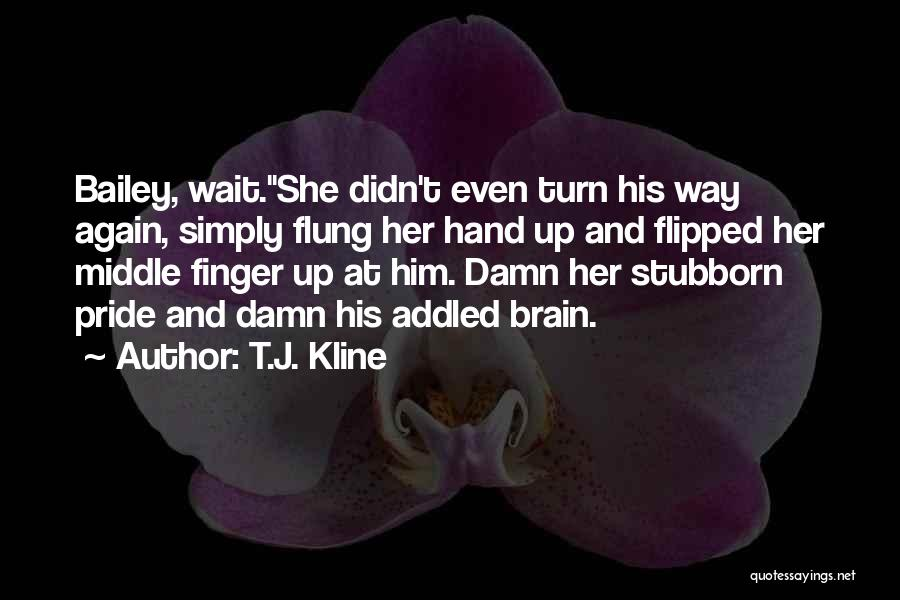 The Best Cowboy Quotes By T.J. Kline
