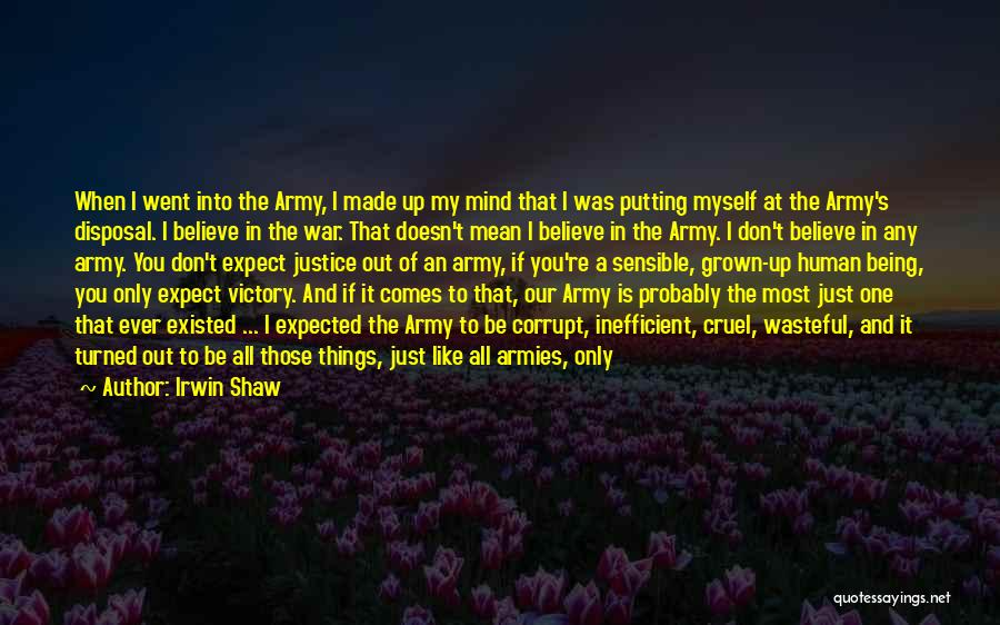 The Best Day Ever Quotes By Irwin Shaw