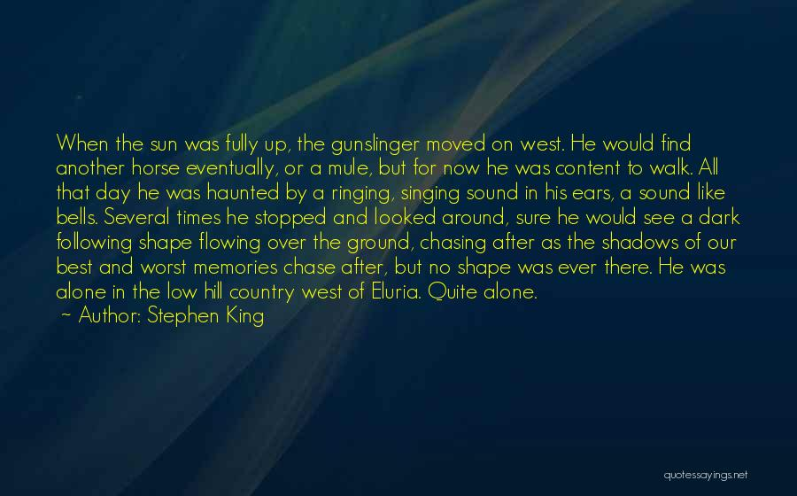 The Best Day Ever Quotes By Stephen King