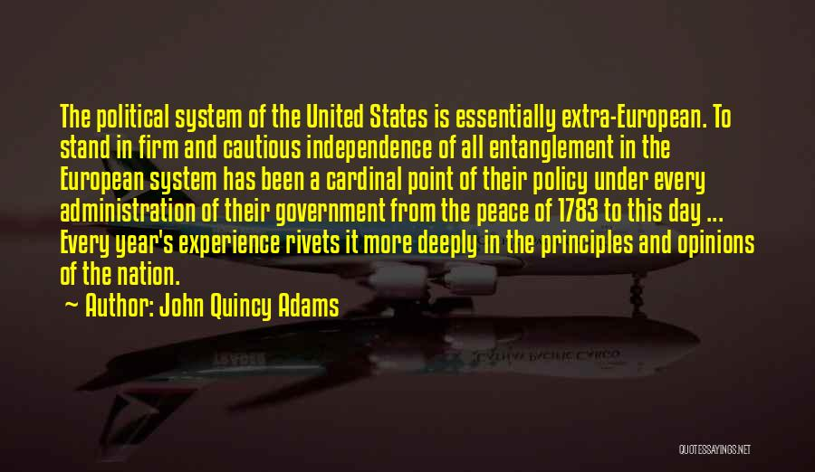 The Best Independence Day Quotes By John Quincy Adams