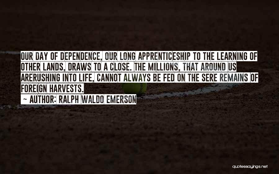 The Best Independence Day Quotes By Ralph Waldo Emerson