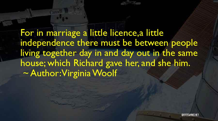 The Best Independence Day Quotes By Virginia Woolf