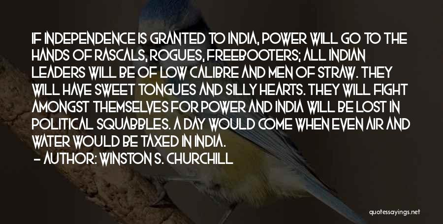 The Best Independence Day Quotes By Winston S. Churchill