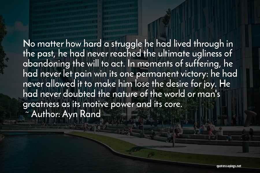The Best Man Win Quotes By Ayn Rand