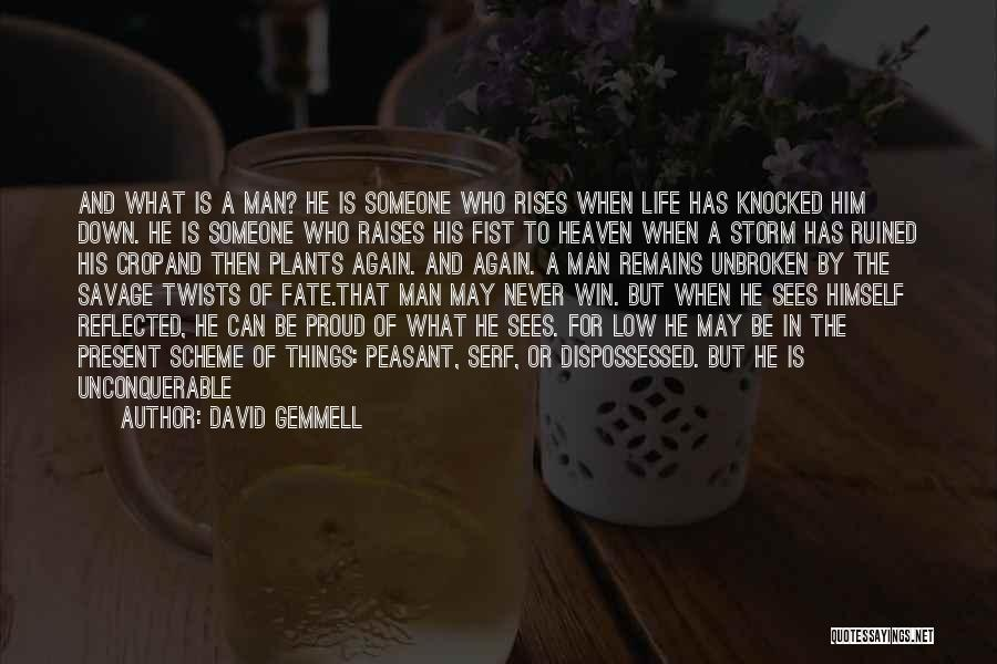 The Best Man Win Quotes By David Gemmell