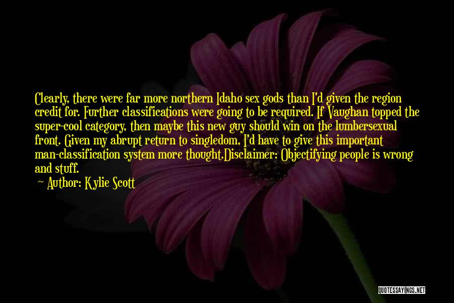 The Best Man Win Quotes By Kylie Scott