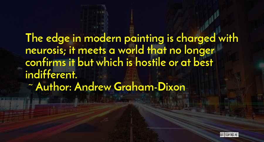 The Best Modern Quotes By Andrew Graham-Dixon