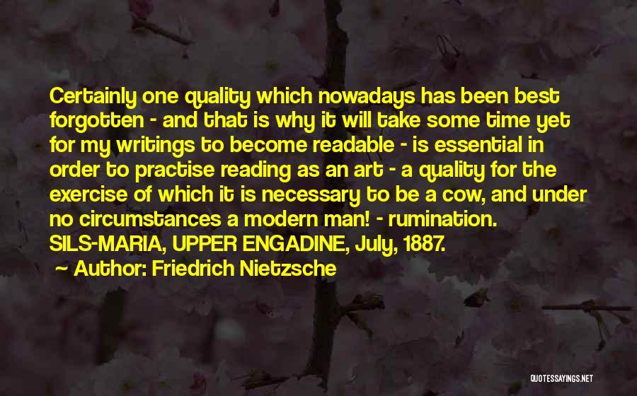 The Best Modern Quotes By Friedrich Nietzsche