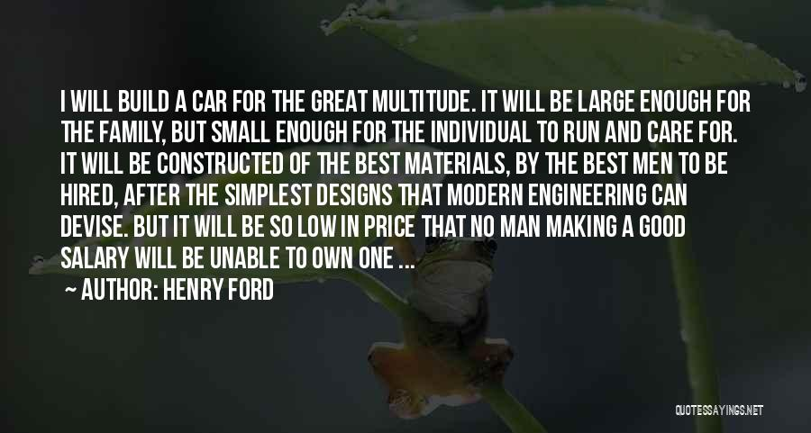 The Best Modern Quotes By Henry Ford