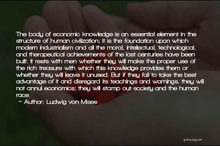 The Best Modern Quotes By Ludwig Von Mises