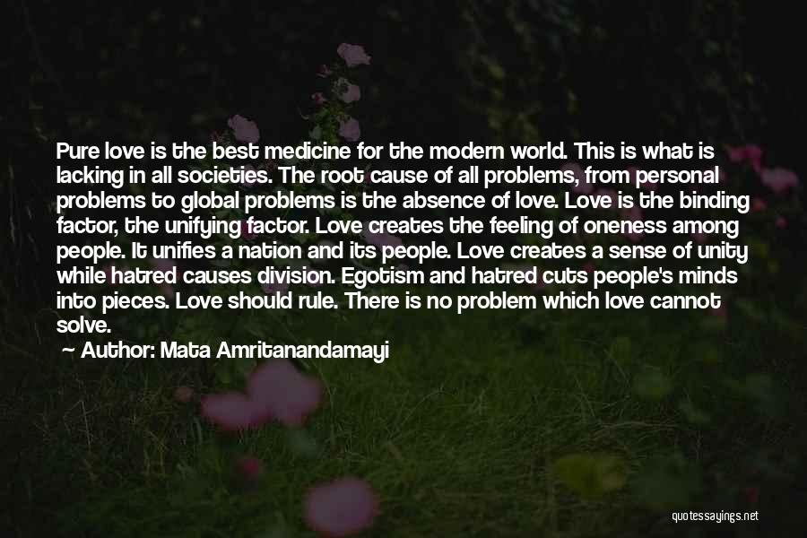 The Best Modern Quotes By Mata Amritanandamayi