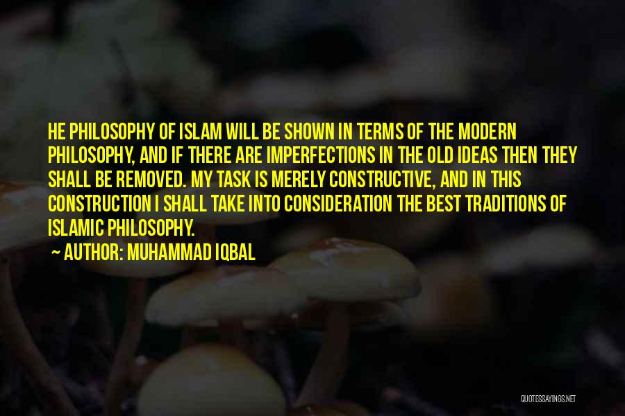 The Best Modern Quotes By Muhammad Iqbal