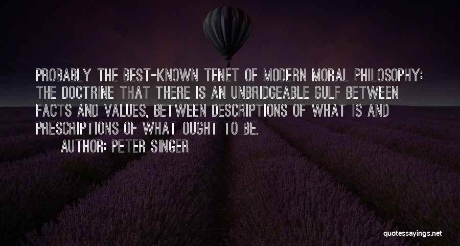 The Best Modern Quotes By Peter Singer