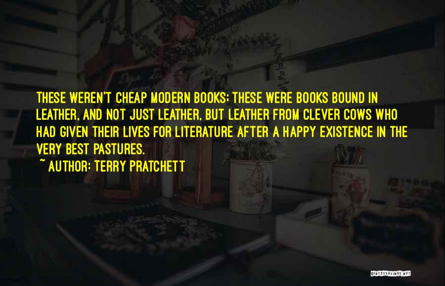 The Best Modern Quotes By Terry Pratchett