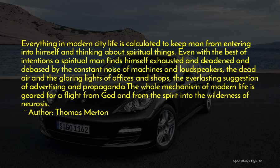 The Best Modern Quotes By Thomas Merton